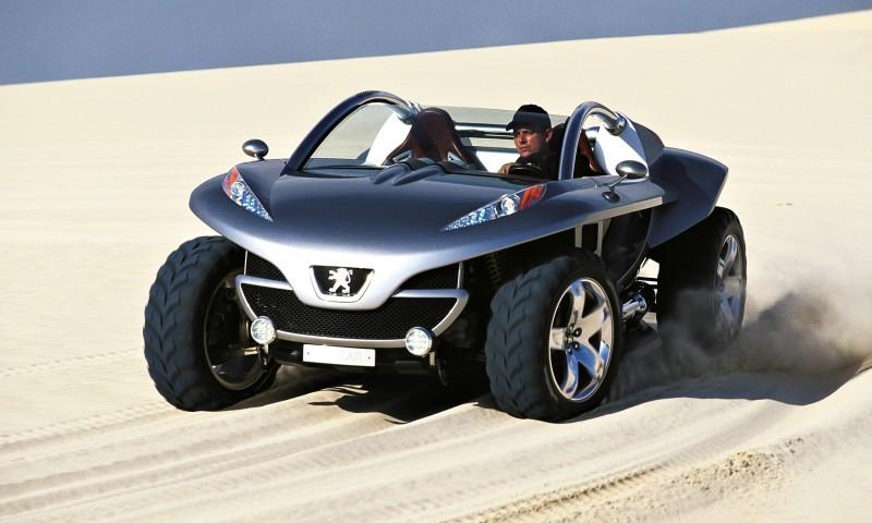 2003 Peugeot Hoggar 31