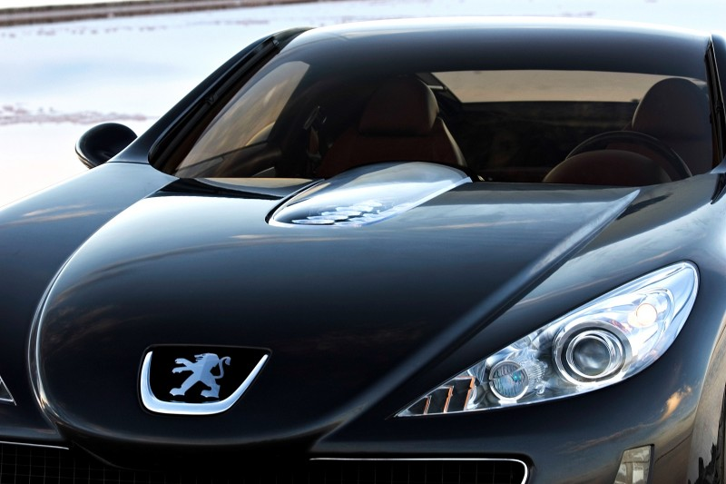 2006 Peugeot 907 12