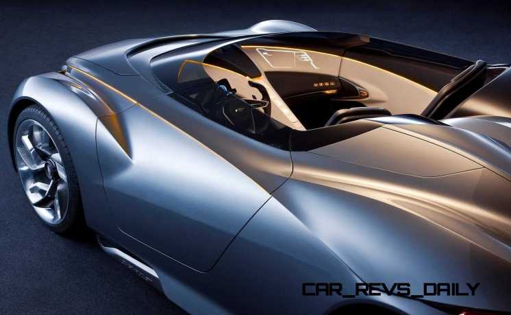 2011 Chevrolet Miray Roadster Concept 41