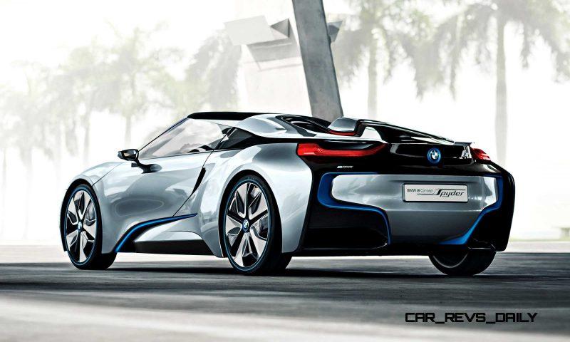 2012 BMW i8 Concept Spyder 38