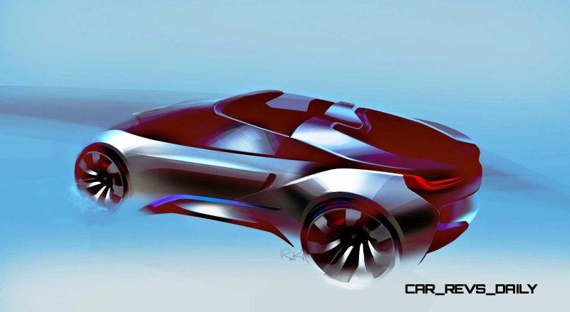 2012 BMW i8 Concept Spyder 46