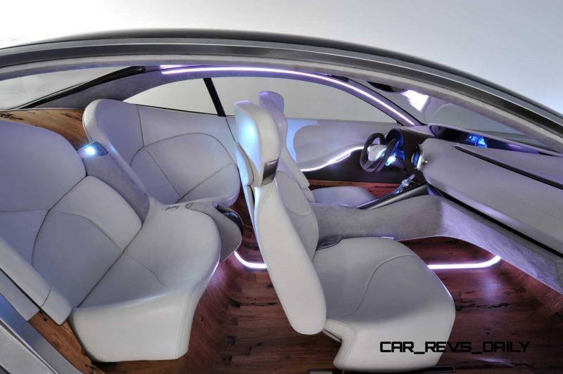 2012 Pininfarina Cambiano 26
