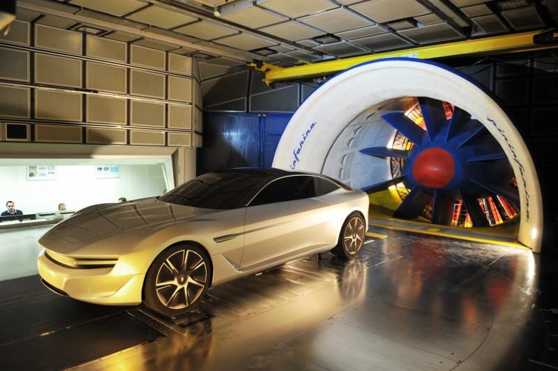 2012 Pininfarina Cambiano 52