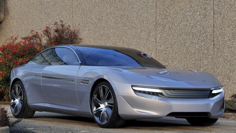 2012 Pininfarina Cambiano 63