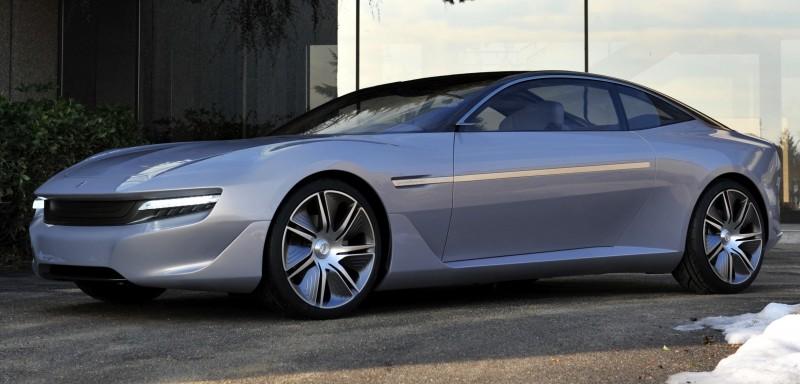 2012 Pininfarina Cambiano 68