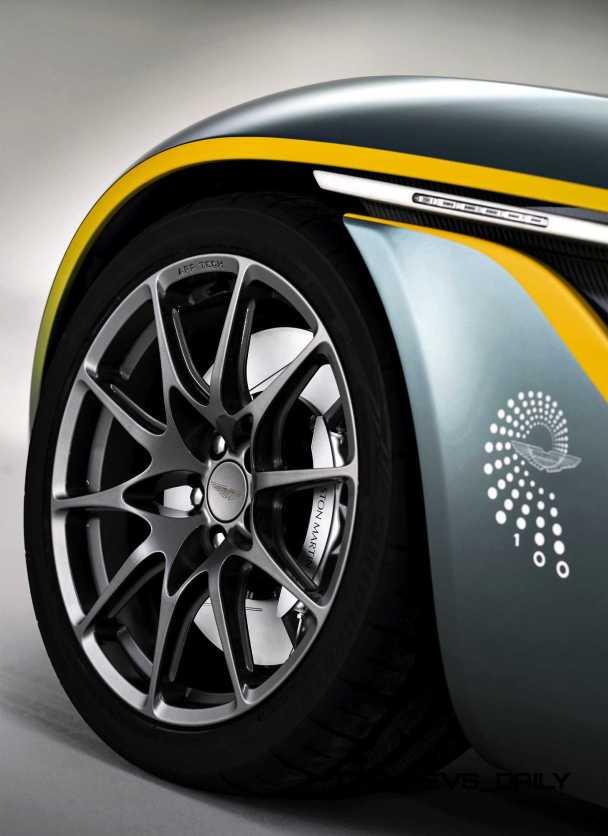 2013 Aston Martin CC100 Speedster 15