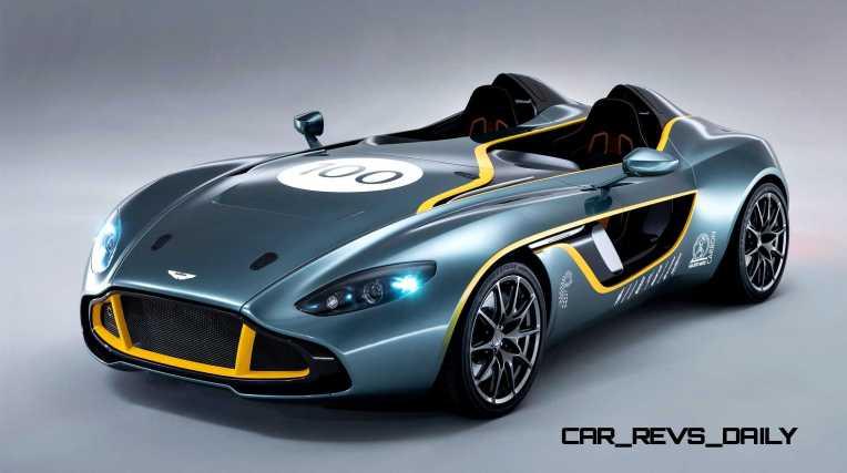 2013 Aston Martin CC100 Speedster 34