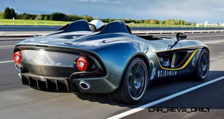 2013 Aston Martin CC100 Speedster 37
