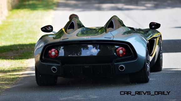 2013 Aston Martin CC100 Speedster 44