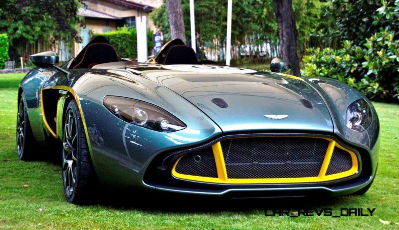 2013 Aston Martin CC100 Speedster 46