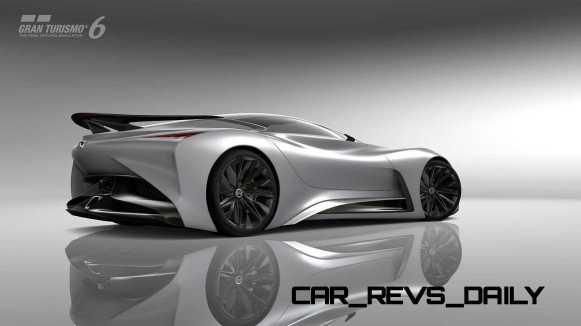 2014 INFINITI Concept Vision Gran Turismo 13