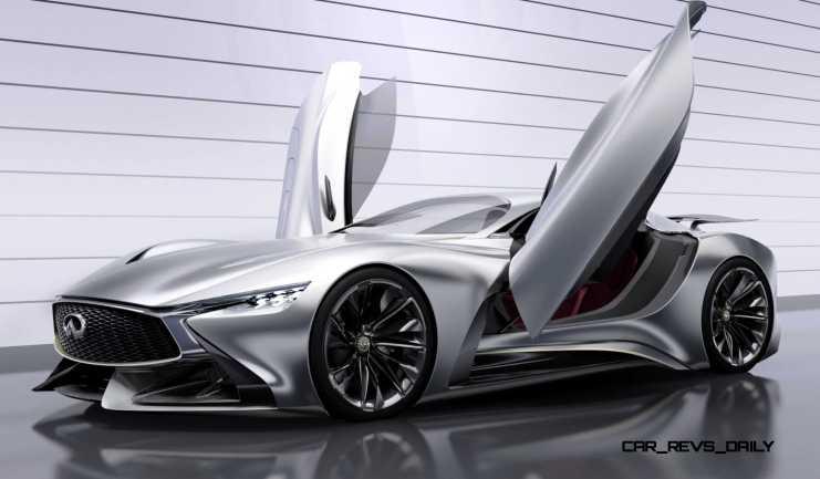 2014 INFINITI Concept Vision Gran Turismo 49