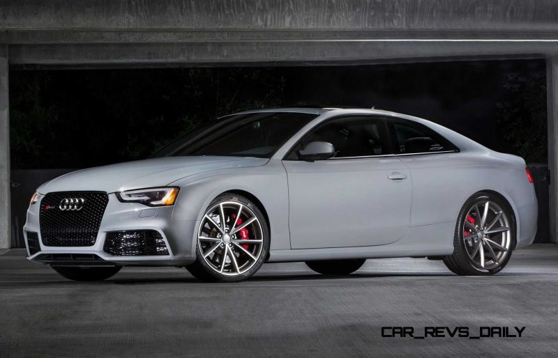 2015 Audi RS5 Sport 5