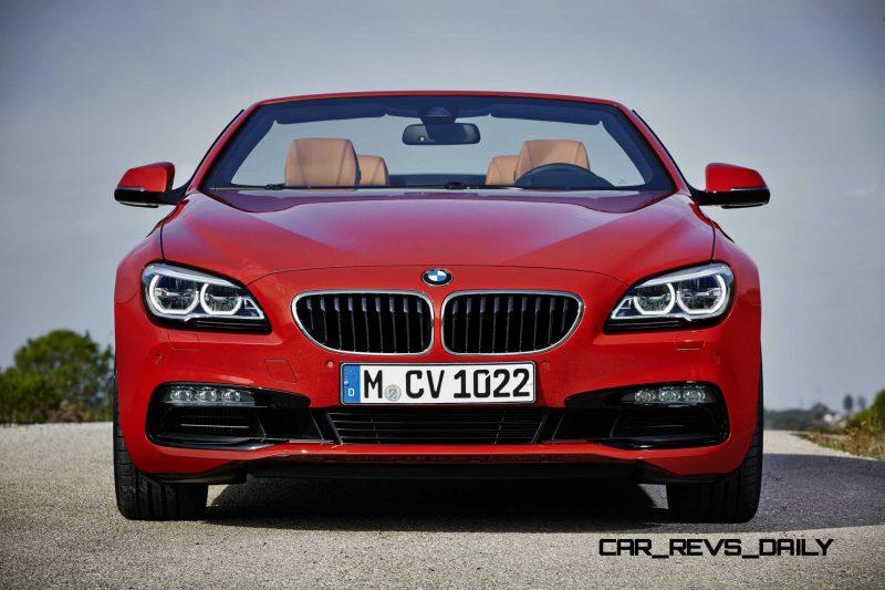 2015 BMW 6 Series 1
