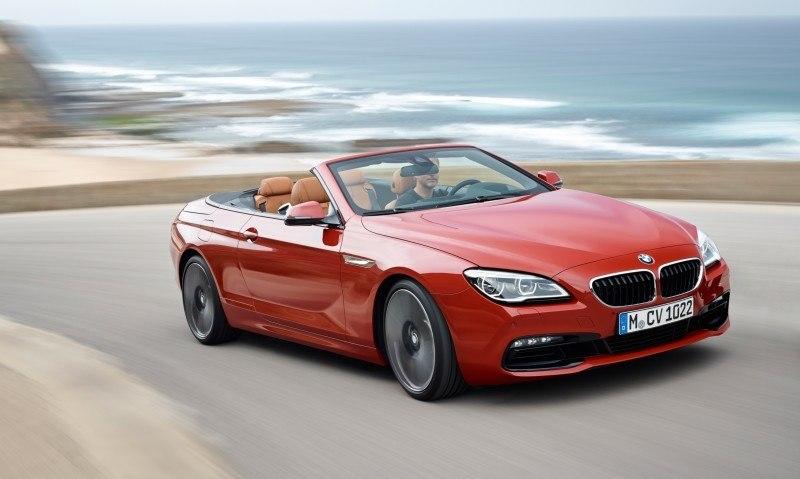 2015 BMW 6 Series 16