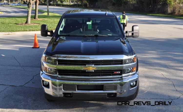 2015 Chevrolet Silverado 2500HD Z71 6