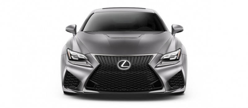 2015 Lexus RC F Colors and Wheels Visualizer 28