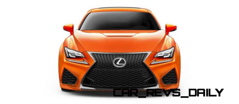 2015 Lexus RC F Colors and Wheels Visualizer 31