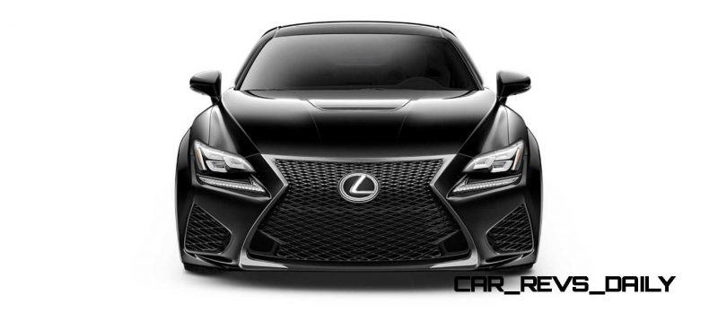 2015 Lexus RC F Colors and Wheels Visualizer 32