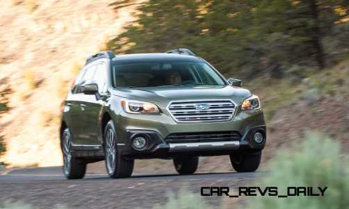 2015 Subaru Outback 15