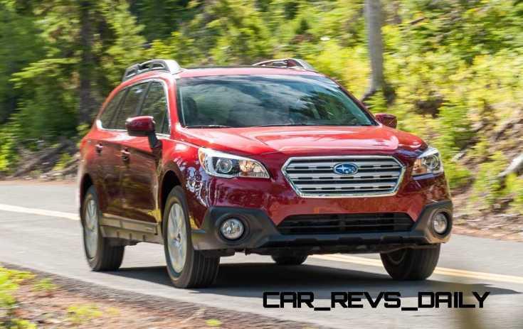 2015 Subaru Outback 23