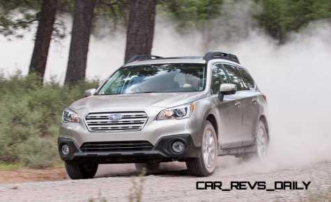 2015 Subaru Outback 5