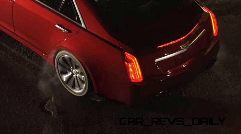 2016 Cadillac CTS Vseries Video Stills 16