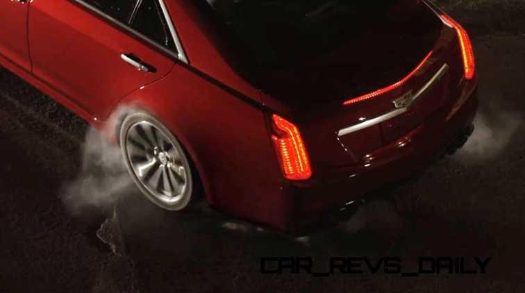 2016 Cadillac CTS Vseries Video Stills 19