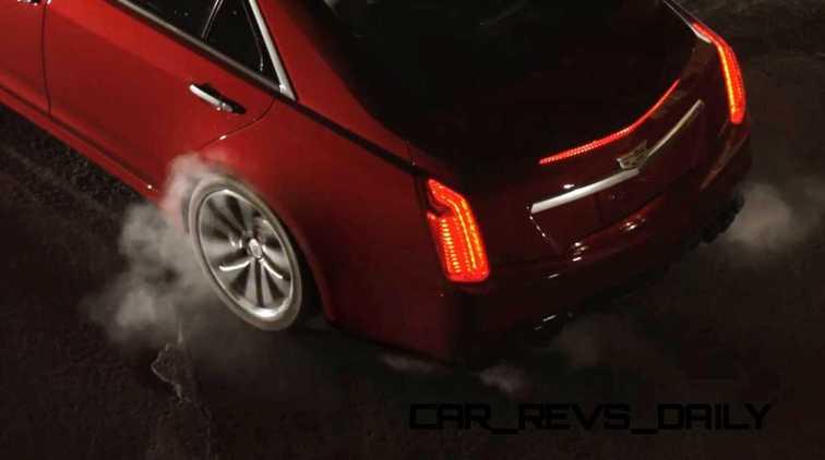 2016 Cadillac CTS Vseries Video Stills 20