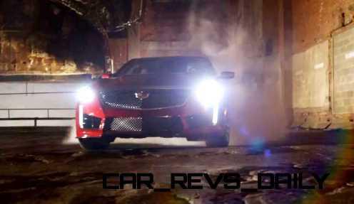 2016 Cadillac CTS Vseries Video Stills 24