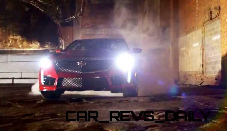2016 Cadillac CTS Vseries Video Stills 26