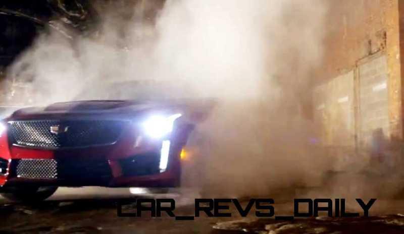 2016 Cadillac CTS Vseries Video Stills 27