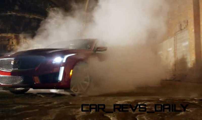 2016 Cadillac CTS Vseries Video Stills 28