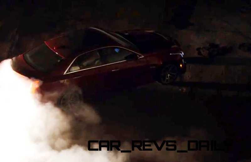2016 Cadillac CTS Vseries Video Stills 45