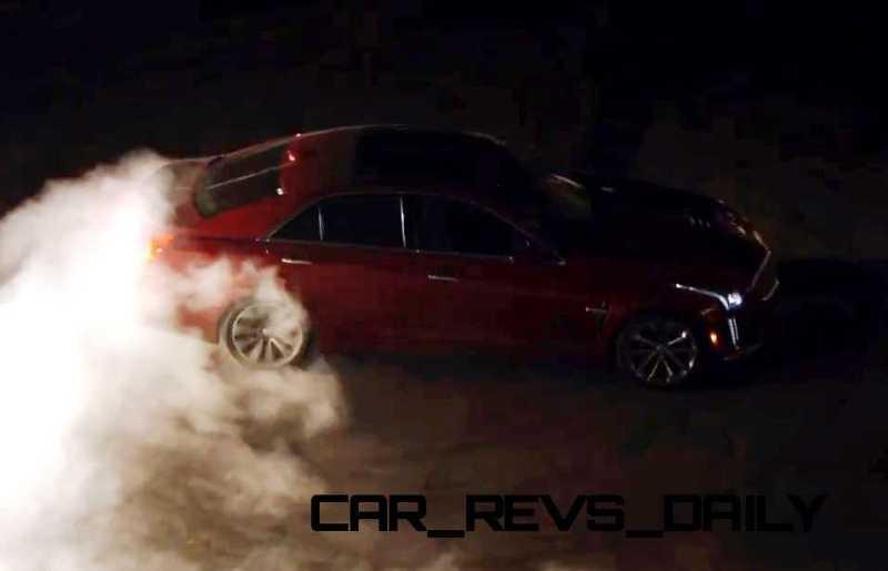 2016 Cadillac CTS Vseries Video Stills 46