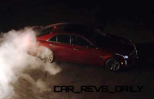 2016 Cadillac CTS Vseries Video Stills 48