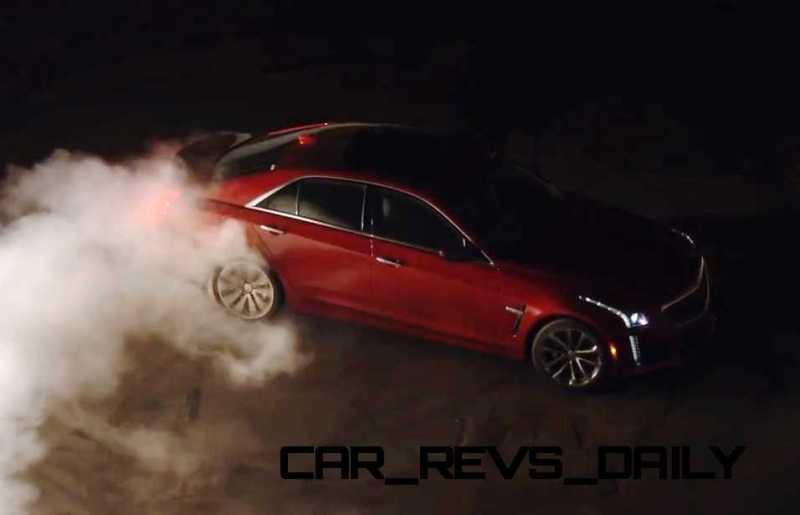 2016 Cadillac CTS Vseries Video Stills 50