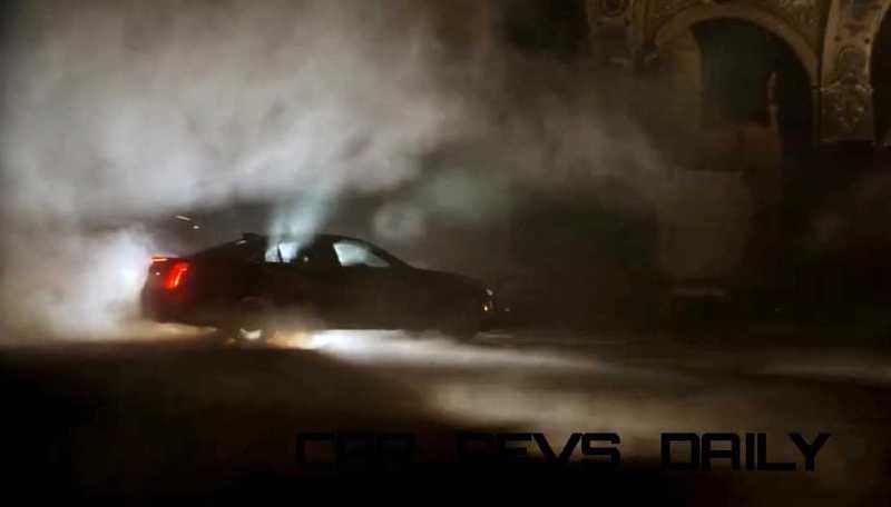 2016 Cadillac CTS Vseries Video Stills 68