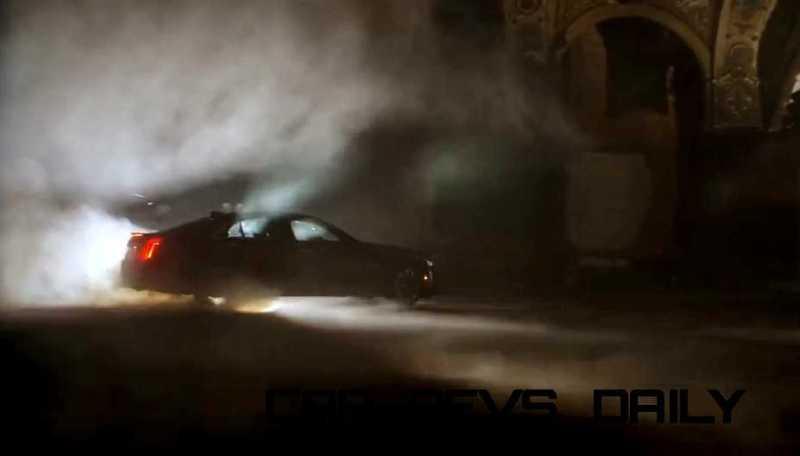 2016 Cadillac CTS Vseries Video Stills 69