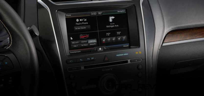 2016 Ford Explorer Features 20