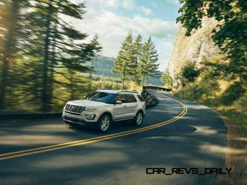 2016 Ford Explorer Features 29