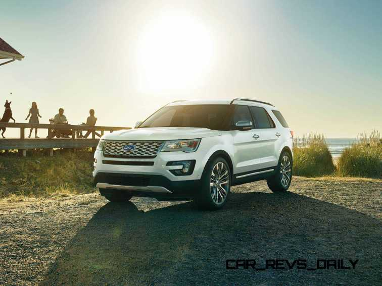 2016 Ford Explorer Features 30