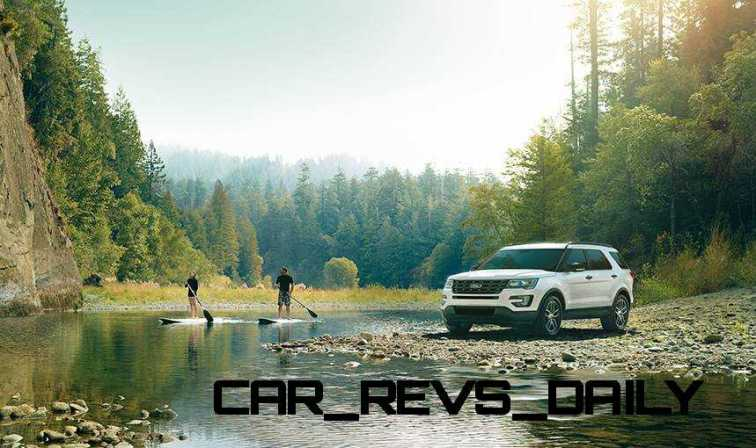 2016 Ford Explorer Features 50