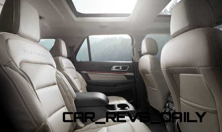 2016 Ford Explorer Features 52