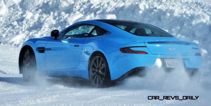 Aston Martin Vanquish 007