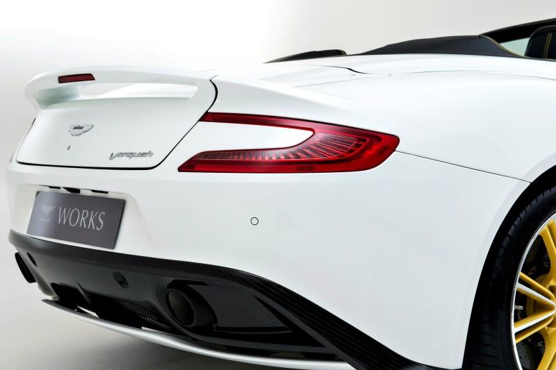 Aston Martin Works 60th Anniversary Limited Edition Vanqu~15