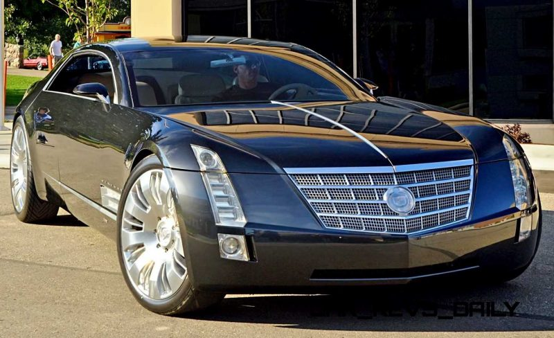 Concept Flashback - 2003 Cadillac Sixteen Hoped to Join $100k+ Limo Segment 17