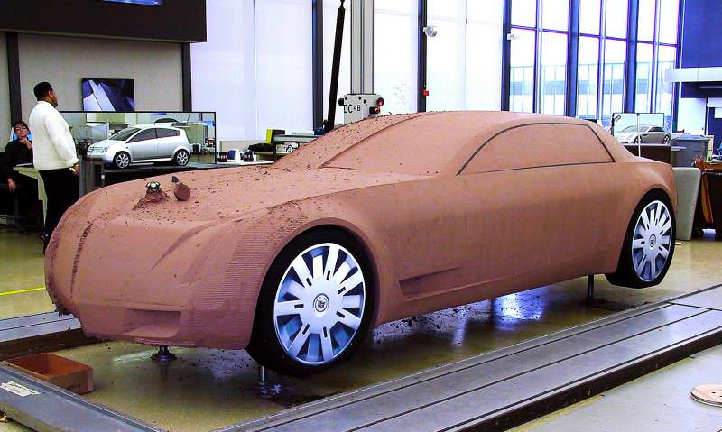 Concept Flashback - 2003 Cadillac Sixteen Hoped to Join $100k+ Limo Segment 39