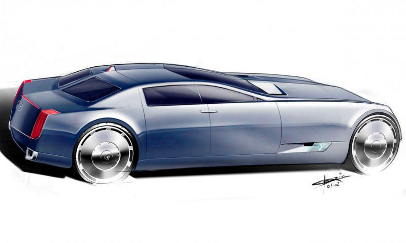 Concept Flashback - 2003 Cadillac Sixteen Hoped to Join $100k+ Limo Segment 41
