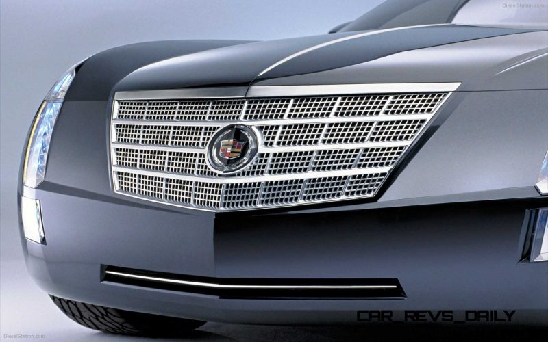 Concept Flashback - 2003 Cadillac Sixteen Hoped to Join $100k+ Limo Segment 56
